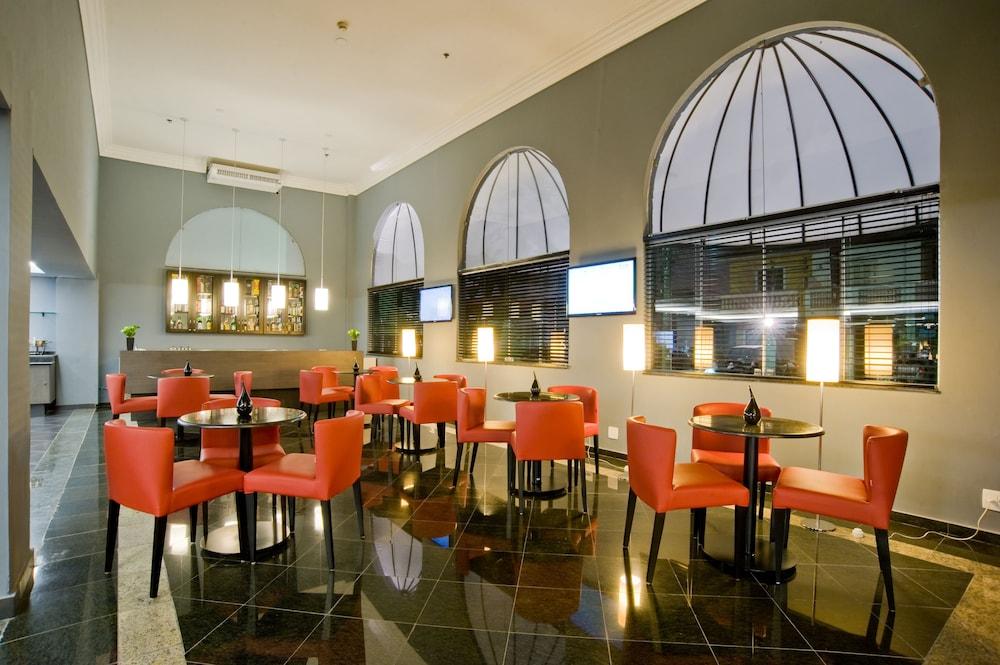 슬라비에로 슬림 콘곤하스(Slaviero Slim Congonhas) Hotel Image 37 - Hotel Lounge