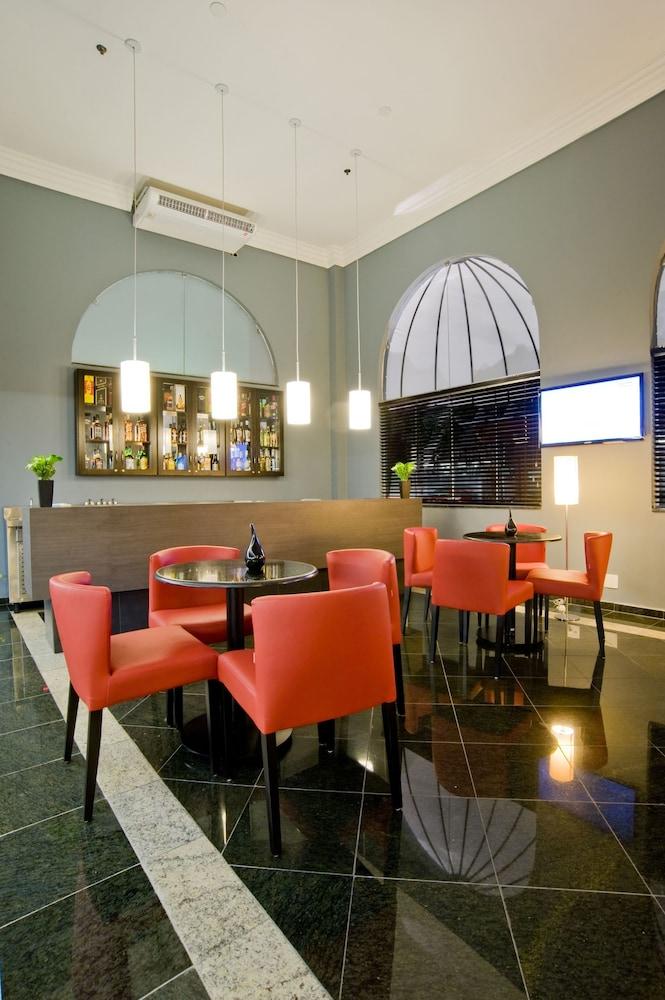 슬라비에로 슬림 콘곤하스(Slaviero Slim Congonhas) Hotel Image 36 - Hotel Lounge