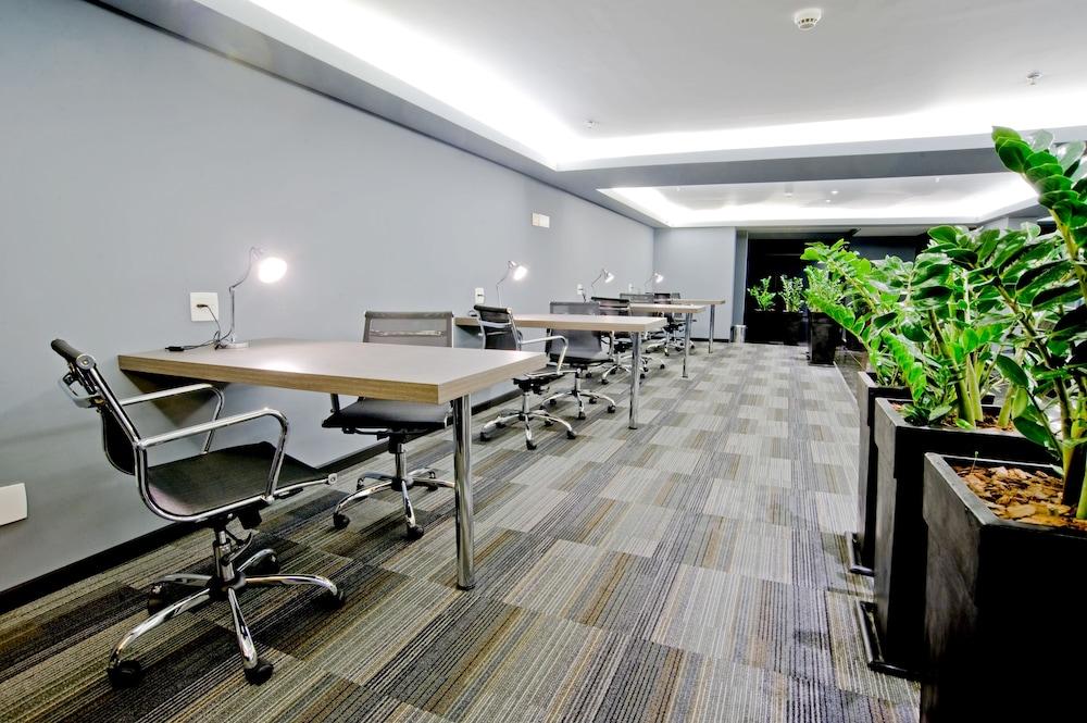 슬라비에로 슬림 콘곤하스(Slaviero Slim Congonhas) Hotel Image 43 - Meeting Facility