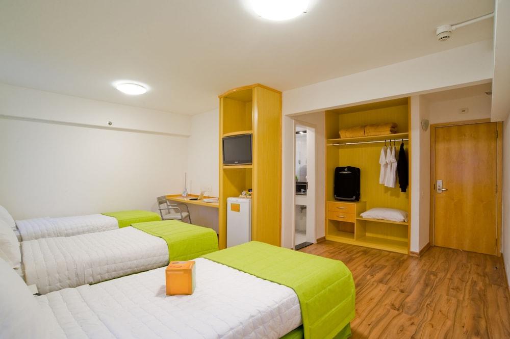 슬라비에로 슬림 콘곤하스(Slaviero Slim Congonhas) Hotel Image 14 - Guestroom