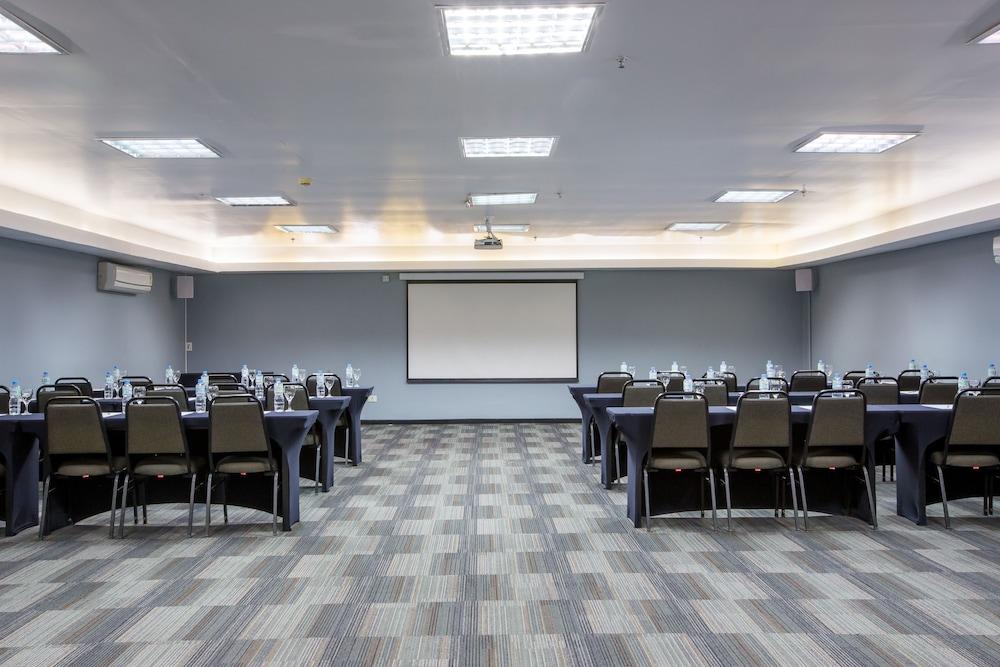 슬라비에로 슬림 콘곤하스(Slaviero Slim Congonhas) Hotel Image 44 - Meeting Facility