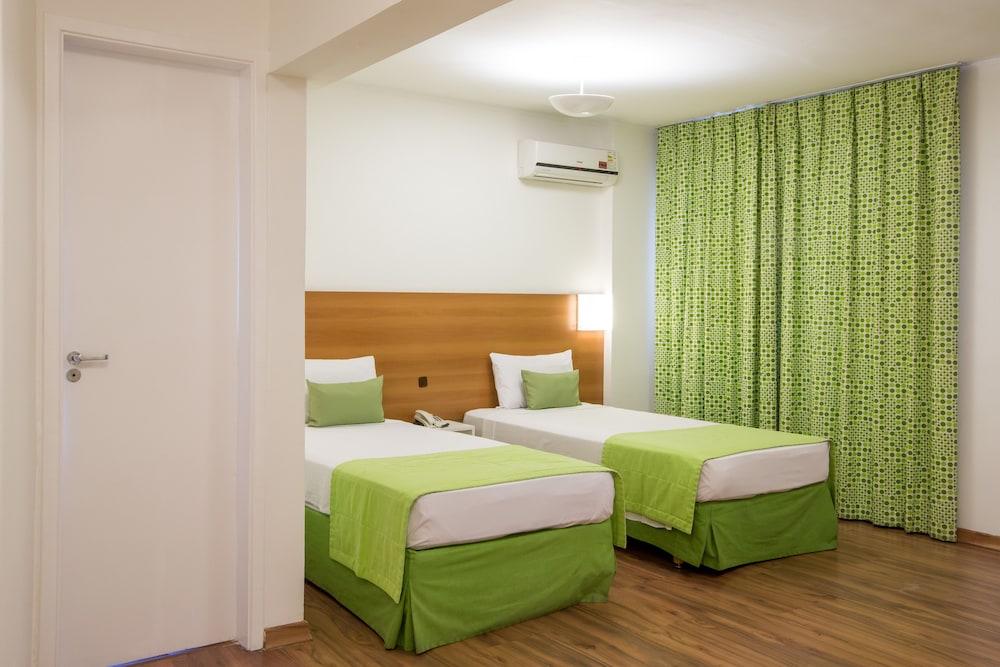 슬라비에로 슬림 콘곤하스(Slaviero Slim Congonhas) Hotel Image 16 - Guestroom