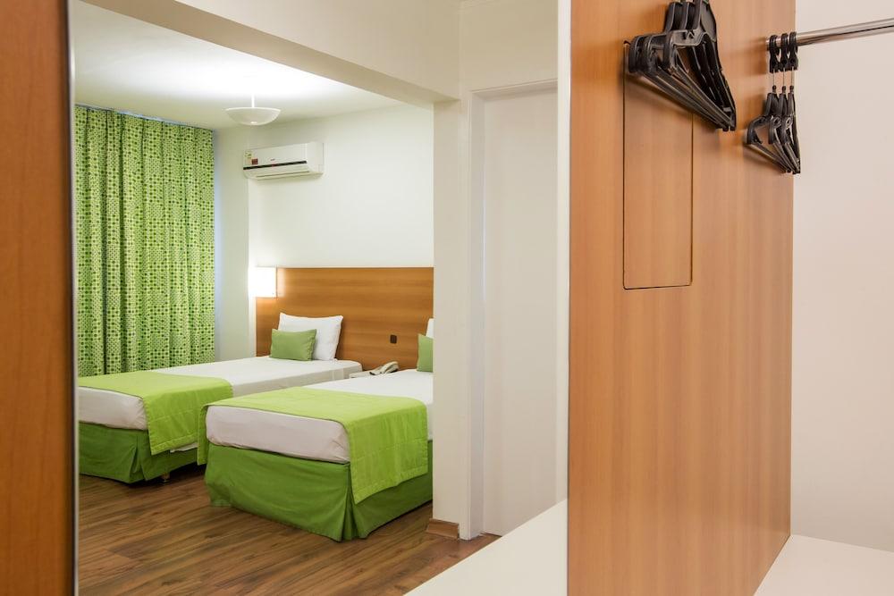 슬라비에로 슬림 콘곤하스(Slaviero Slim Congonhas) Hotel Image 17 - Guestroom