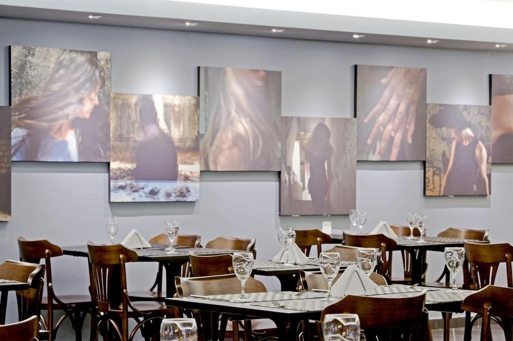 슬라비에로 슬림 콘곤하스(Slaviero Slim Congonhas) Hotel Image 33 - Food Court