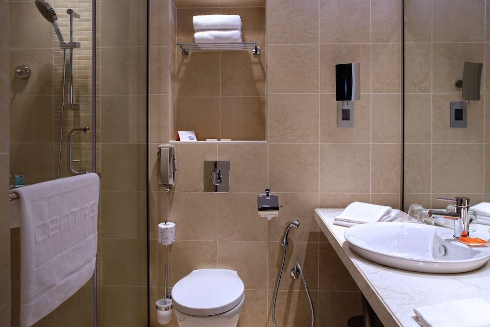 센트로 알 만할(Centro Al Manhal) Hotel Image 13 - Bathroom