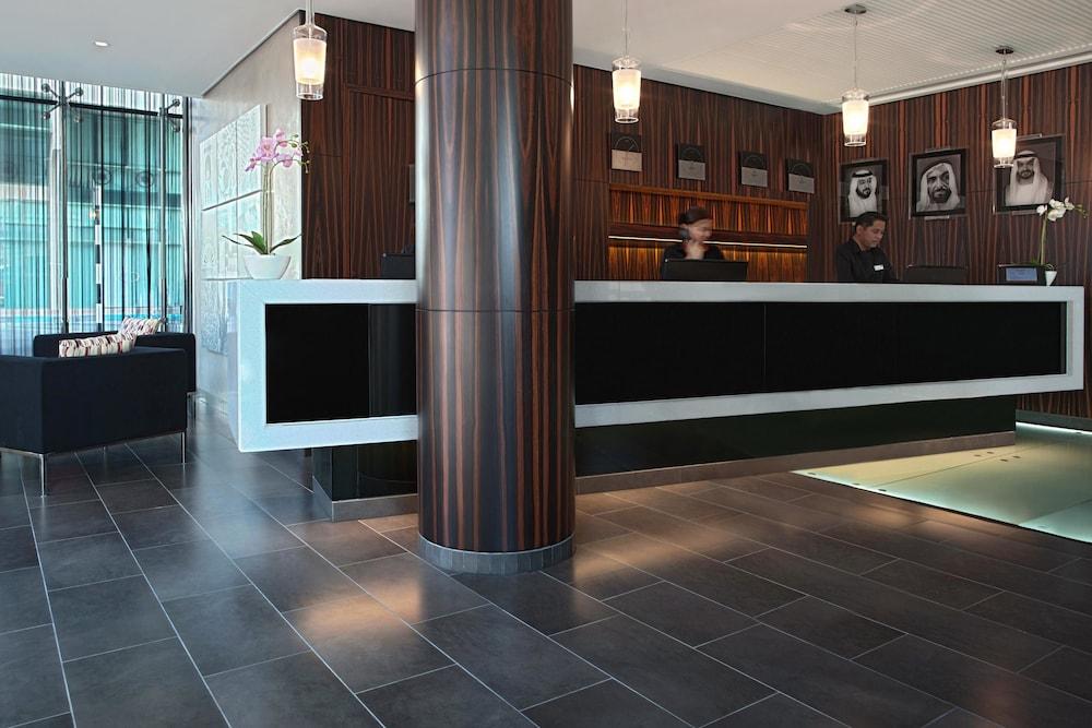 센트로 알 만할(Centro Al Manhal) Hotel Image 3 - Reception