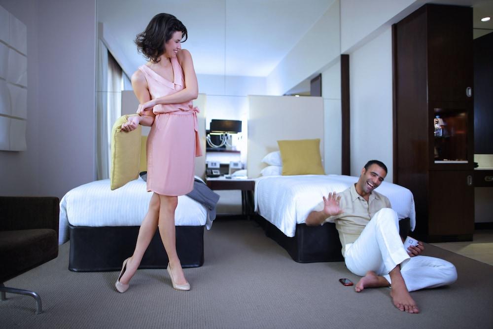 센트로 알 만할(Centro Al Manhal) Hotel Image 6 - Guestroom
