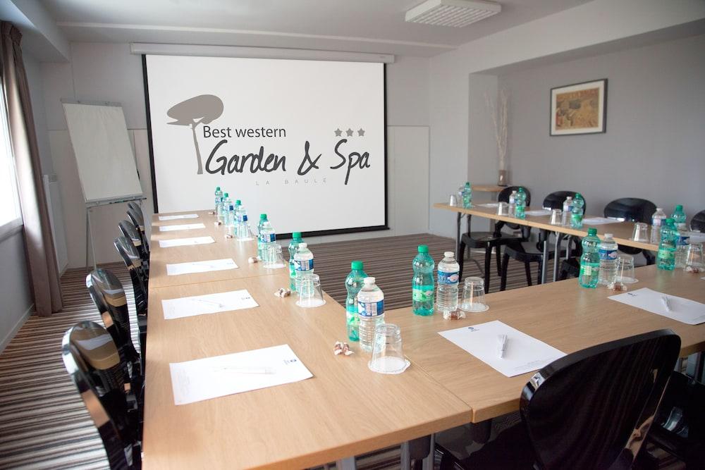 베스트 웨스턴 호텔 가든 & 스파(Best Western Hotel Garden & Spa) Hotel Image 30 - Meeting Facility