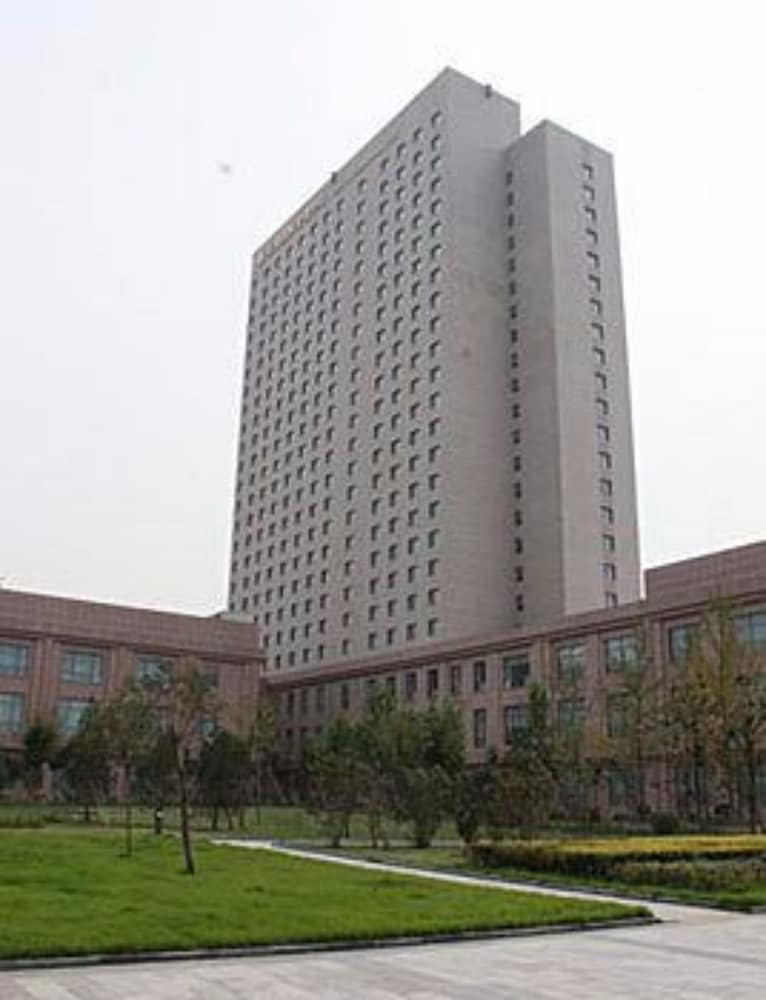 솅 두 인터내셔널 호텔(Sheng Du International Hotel) Hotel Image 23 - Courtyard