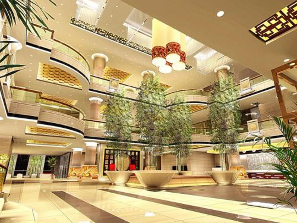 솅 두 인터내셔널 호텔(Sheng Du International Hotel) Hotel Image 1 - Lobby