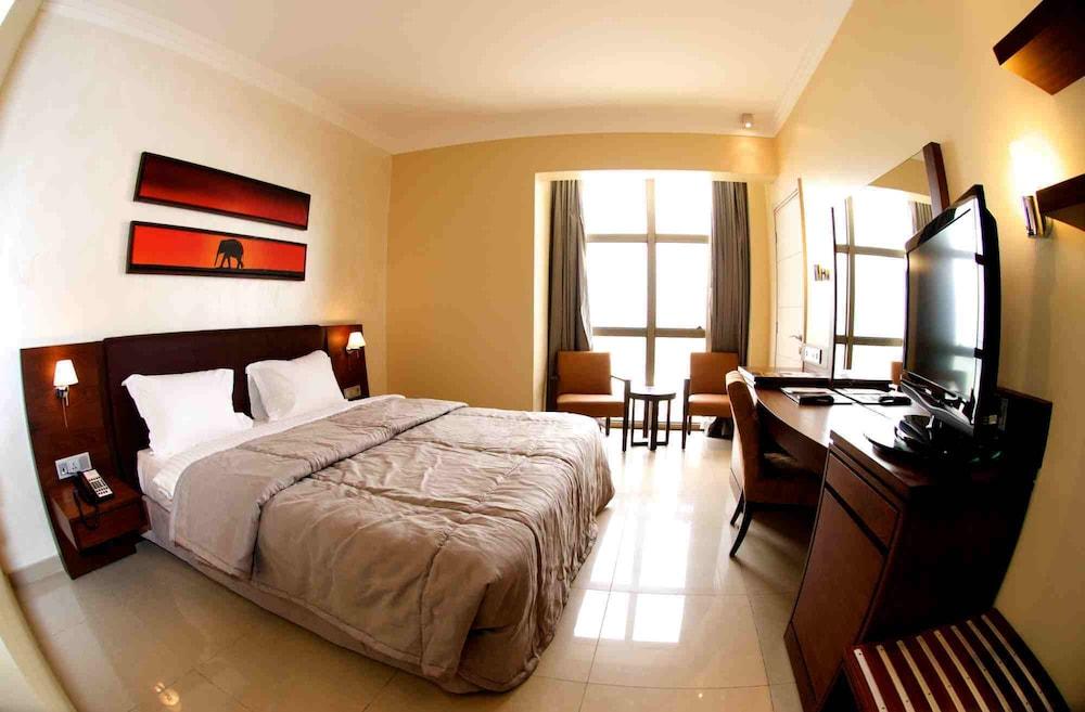 애비뉴 스위트(The Avenue Suites) Hotel Image 6 - Guestroom