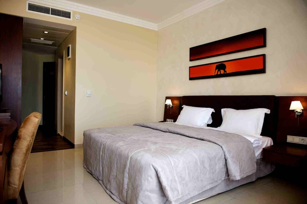 애비뉴 스위트(The Avenue Suites) Hotel Image 11 - Guestroom