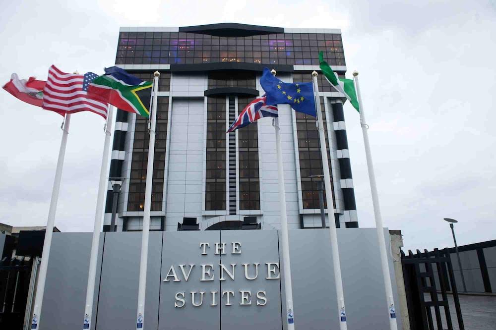 애비뉴 스위트(The Avenue Suites) Hotel Image 20 - Exterior