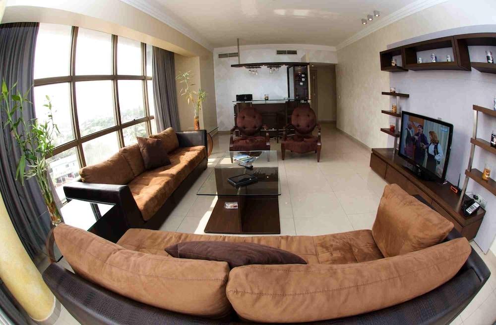 애비뉴 스위트(The Avenue Suites) Hotel Image 19 - Living Area