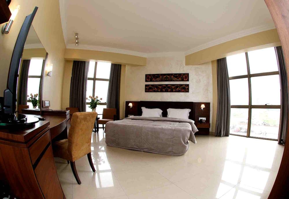 애비뉴 스위트(The Avenue Suites) Hotel Image 5 - Guestroom