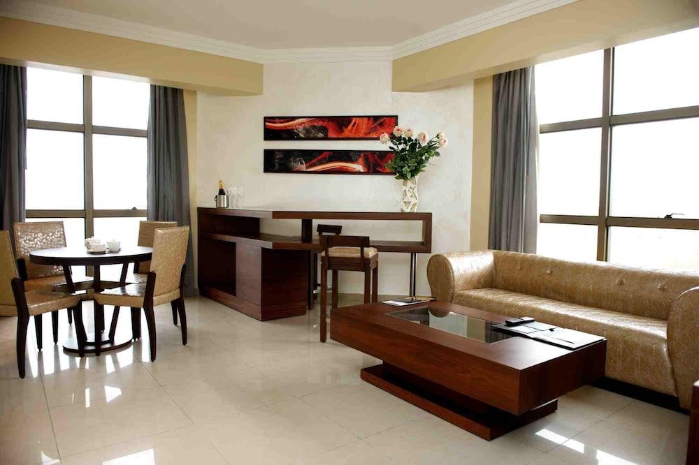 애비뉴 스위트(The Avenue Suites) Hotel Image 18 - Living Area