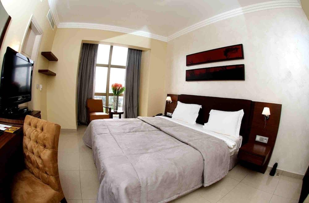 애비뉴 스위트(The Avenue Suites) Hotel Image 15 - Guestroom
