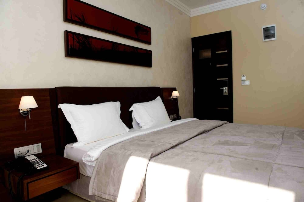 애비뉴 스위트(The Avenue Suites) Hotel Image 8 - Guestroom