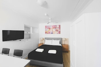 Guestroom at The Manly Hotel Est. 1964 in Manly
