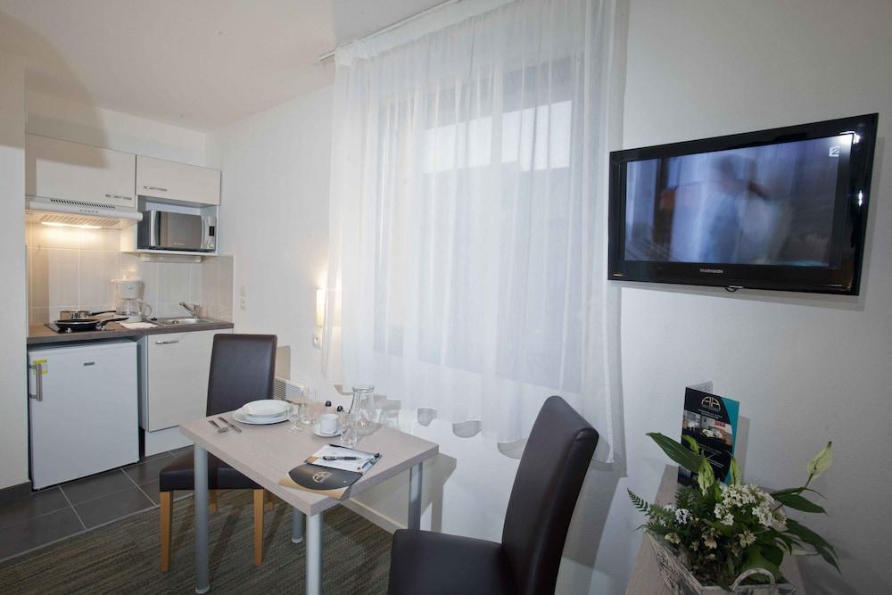 올 스위트 아파트 호텔 던커크(All Suites Appart Hotel Dunkerque) Hotel Image 7 - Guestroom