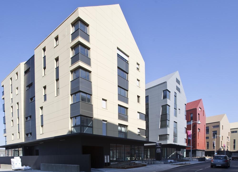 올 스위트 아파트 호텔 던커크(All Suites Appart Hotel Dunkerque) Hotel Image 47 - Hotel Front