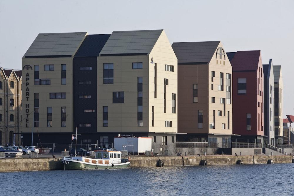 올 스위트 아파트 호텔 던커크(All Suites Appart Hotel Dunkerque) Hotel Image 55 - Hotel Front