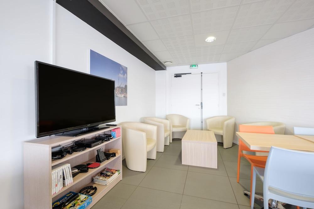 올 스위트 아파트 호텔 던커크(All Suites Appart Hotel Dunkerque) Hotel Image 27 - Property Amenity