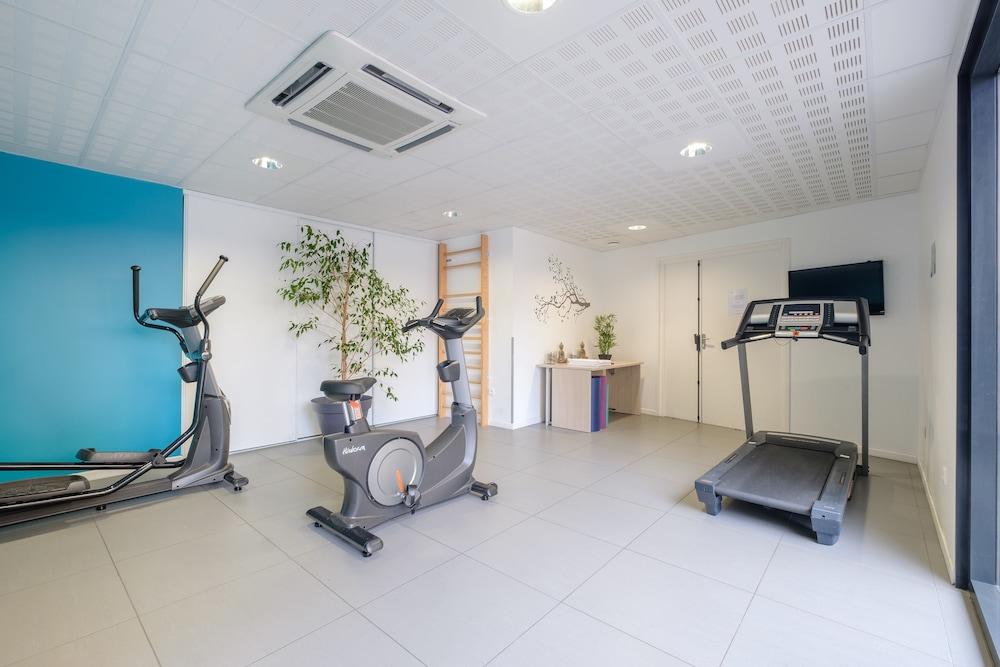 올 스위트 아파트 호텔 던커크(All Suites Appart Hotel Dunkerque) Hotel Image 24 - Gym