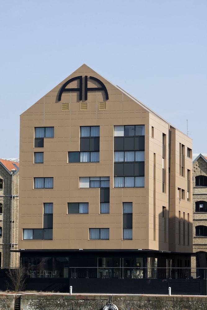 올 스위트 아파트 호텔 던커크(All Suites Appart Hotel Dunkerque) Hotel Image 45 - Hotel Front