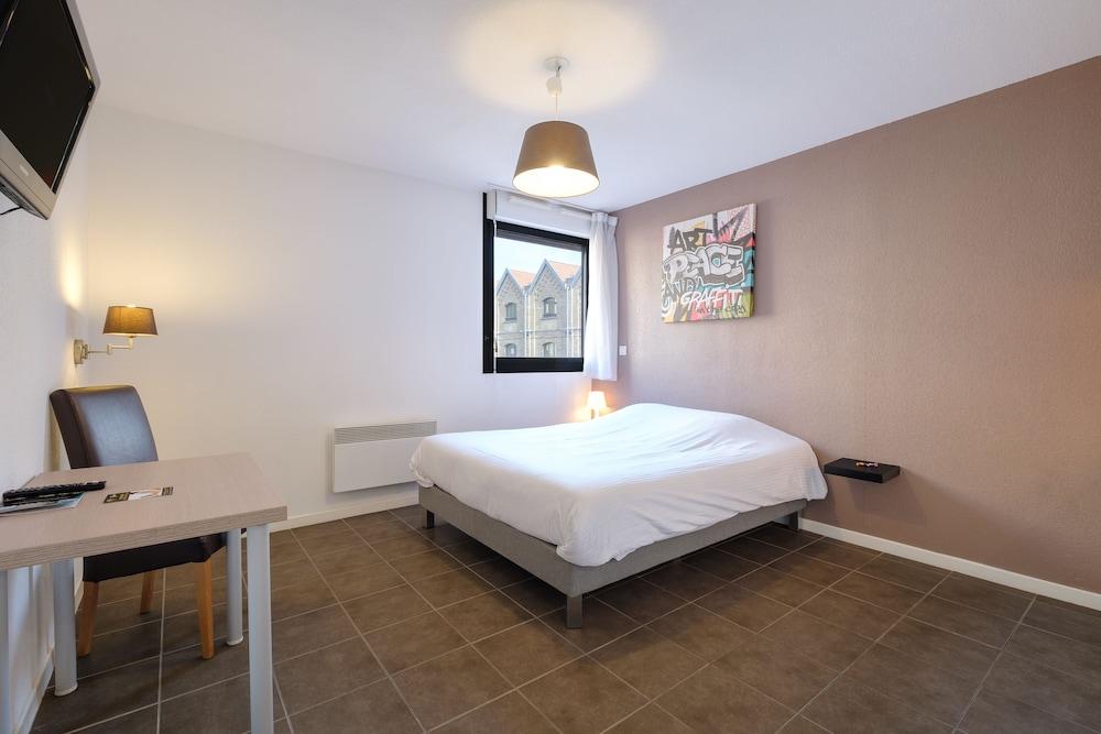 올 스위트 아파트 호텔 던커크(All Suites Appart Hotel Dunkerque) Hotel Image 18 - Living Area