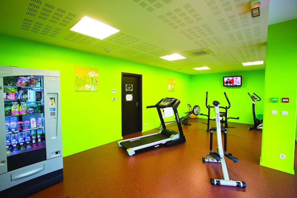 올 스위트 아파트 호텔 포(All Suites Appart Hotel Pau) Hotel Image 21 - Gym
