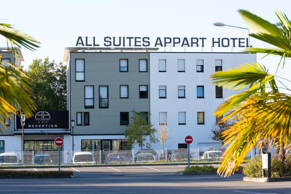 올 스위트 아파트 호텔 포(All Suites Appart Hotel Pau) Hotel Image 29 - Hotel Front