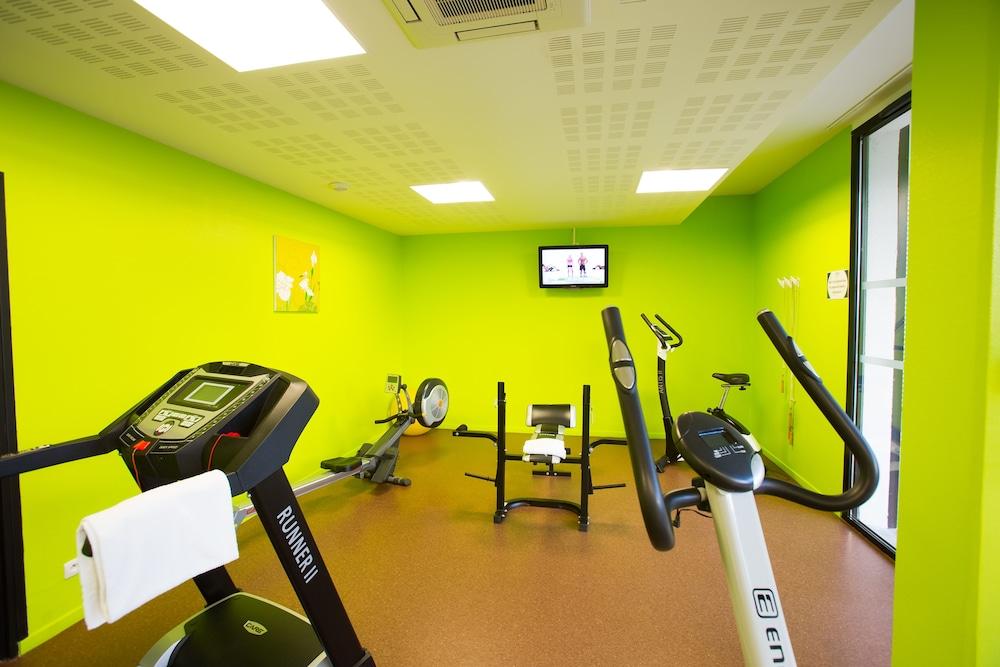 올 스위트 아파트 호텔 포(All Suites Appart Hotel Pau) Hotel Image 18 - Fitness Facility
