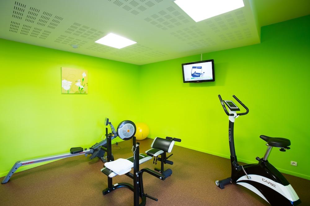 올 스위트 아파트 호텔 포(All Suites Appart Hotel Pau) Hotel Image 19 - Fitness Facility