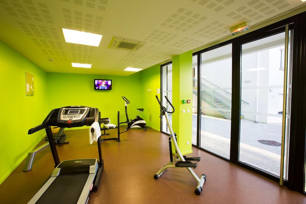올 스위트 아파트 호텔 포(All Suites Appart Hotel Pau) Hotel Image 39 - Fitness Facility