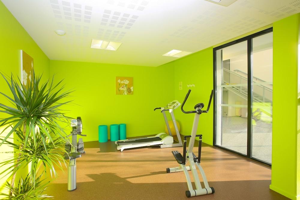 올 스위트 아파트 호텔 포(All Suites Appart Hotel Pau) Hotel Image 16 - Fitness Facility