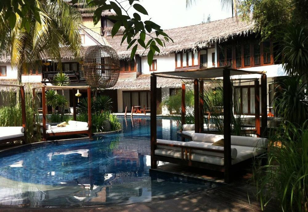 빌라 사마디 콸라 룸푸르(Villa Samadhi Kuala Lumpur) Hotel Image 27 - Outdoor Pool
