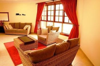 아프리칸 튤립 호텔(The African Tulip Hotel) Hotel Image 10 - Living Room