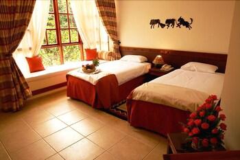 아프리칸 튤립 호텔(The African Tulip Hotel) Hotel Image 5 - Guestroom