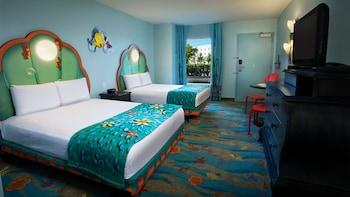 The Little Mermaid Standard Room