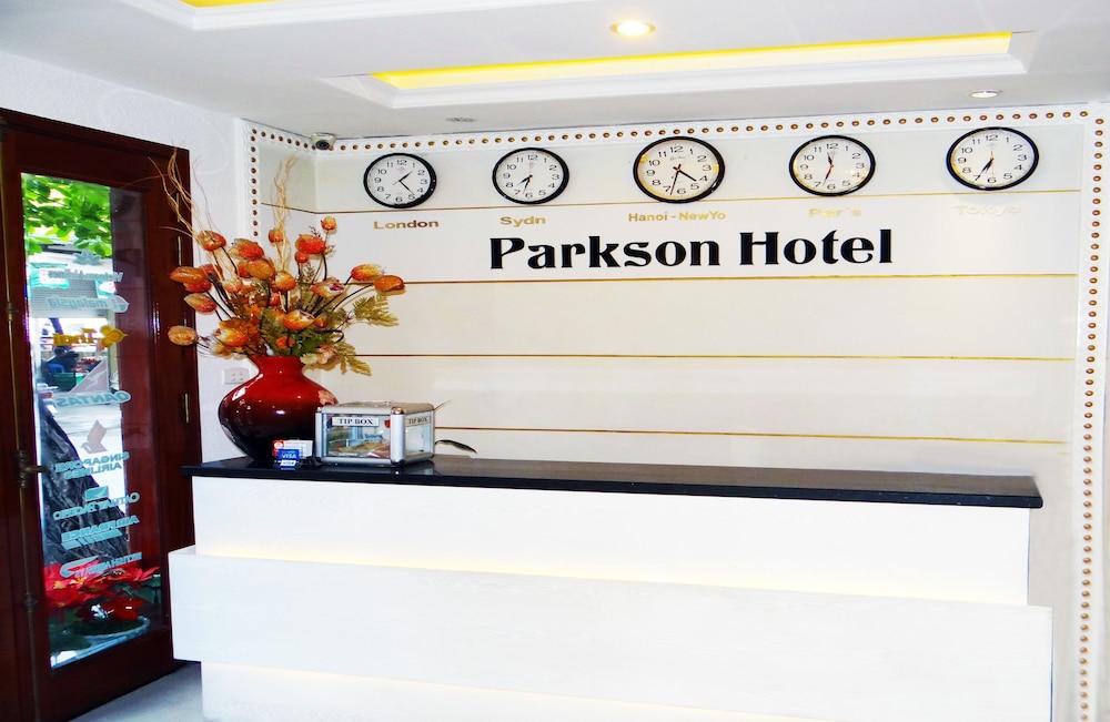 타이슨 그랜드 호텔(Parkson Hotel Hanoi) Hotel Image 0 - Featured Image