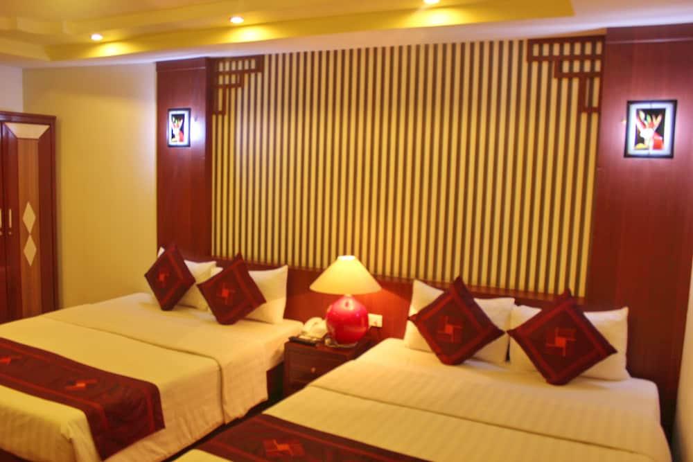 타이슨 그랜드 호텔(Parkson Hotel Hanoi) Hotel Image 6 - Guestroom