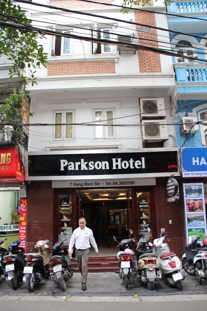 타이슨 그랜드 호텔(Parkson Hotel Hanoi) Hotel Image 85 - Aerial View