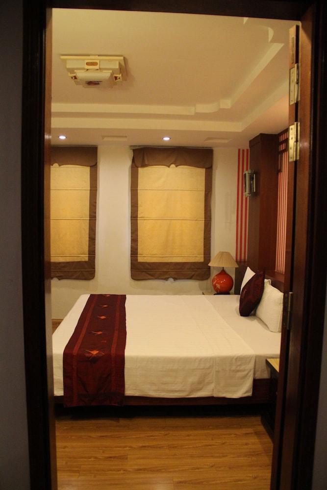 타이슨 그랜드 호텔(Parkson Hotel Hanoi) Hotel Image 15 - Guestroom