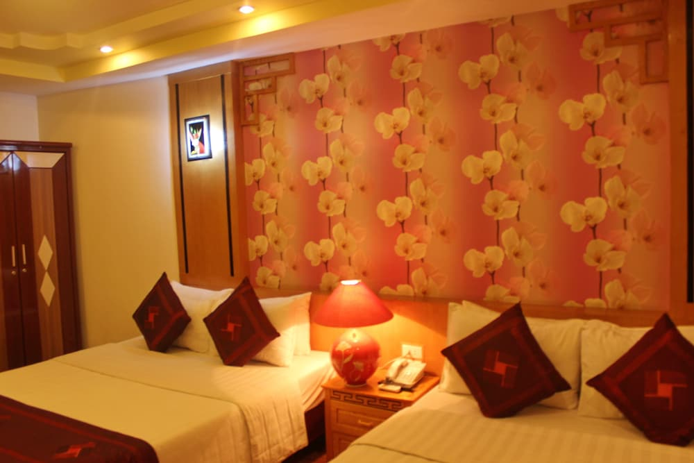 타이슨 그랜드 호텔(Parkson Hotel Hanoi) Hotel Image 7 - Guestroom
