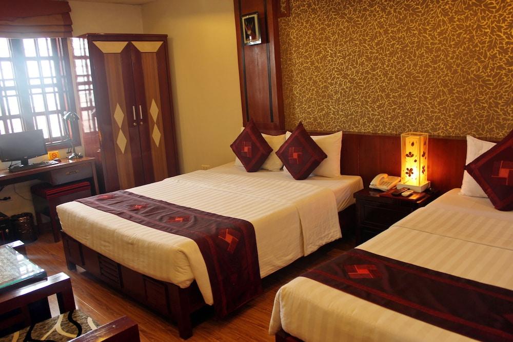 타이슨 그랜드 호텔(Parkson Hotel Hanoi) Hotel Image 8 - Guestroom