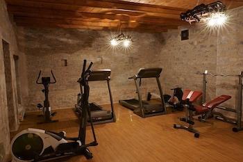 페트라 카이 포스 부티크 호텔 & 스파(Petra Kai Fos Boutique Hotel & Spa) Hotel Image 37 - Fitness Facility