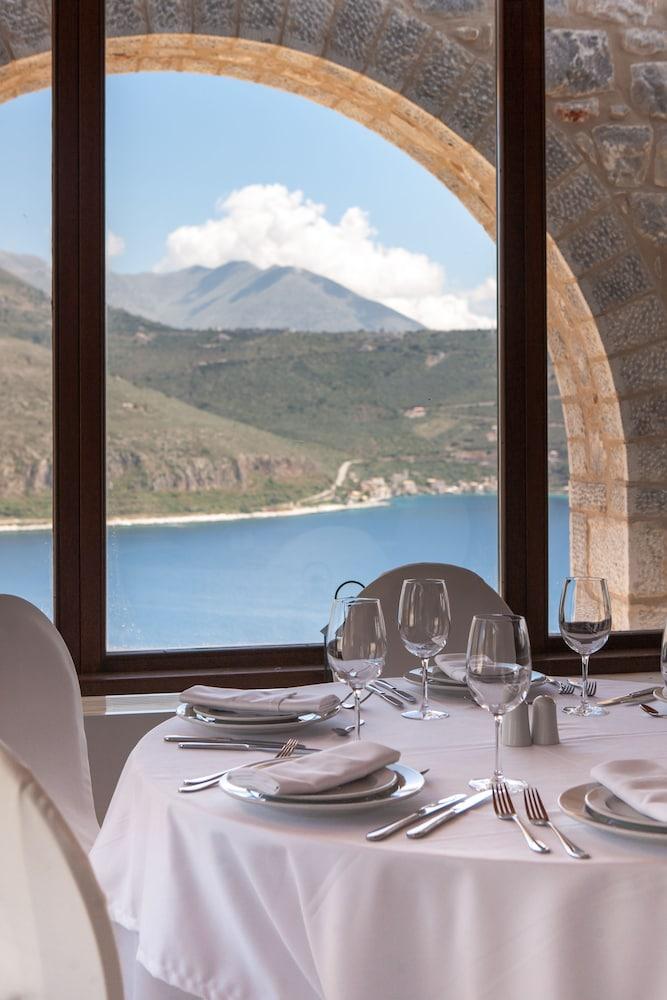 페트라 카이 포스 부티크 호텔 & 스파(Petra Kai Fos Boutique Hotel & Spa) Hotel Image 43 - Restaurant