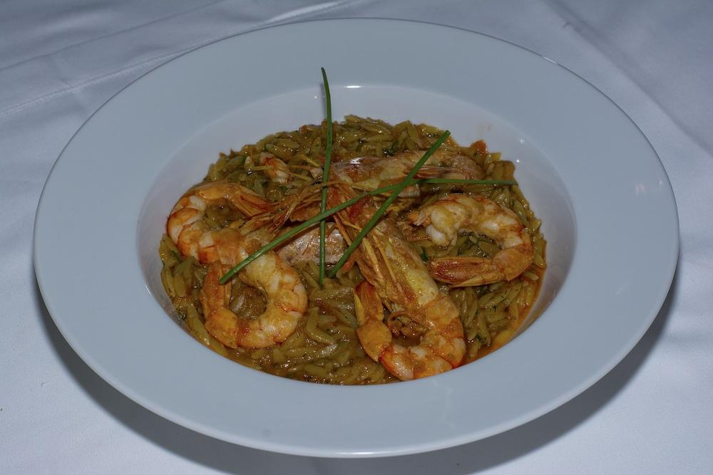 페트라 카이 포스 부티크 호텔 & 스파(Petra Kai Fos Boutique Hotel & Spa) Hotel Image 49 - Food and Drink