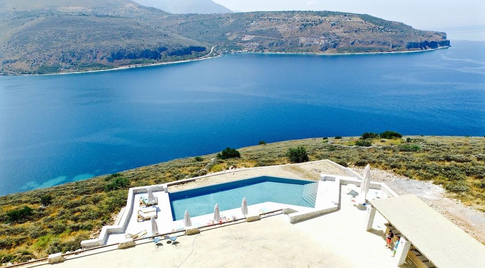 페트라 카이 포스 부티크 호텔 & 스파(Petra Kai Fos Boutique Hotel & Spa) Hotel Image 28 - Outdoor Pool